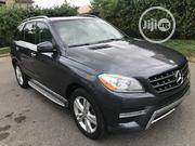 Mercedes-Benz M Class 2013 Gray | Cars for sale in Abuja (FCT) State, Utako