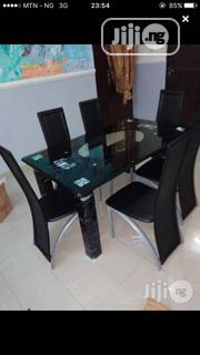 Dining Table With Chairs   Furniture for sale in Lagos State, Ojo