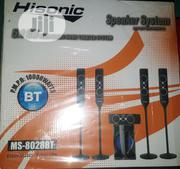 Hisonic Home Theatre | Audio & Music Equipment for sale in Lagos State, Lagos Island