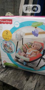 Fisher-price Fisher-price Discover N Grow Spacesaver Swing & Seat | Children's Gear & Safety for sale in Lagos State, Alimosho