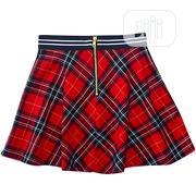 Red Short Skirt | Children's Clothing for sale in Lagos State, Ajah