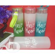 Acrylic Water Bottle | Kitchen & Dining for sale in Lagos State, Agege