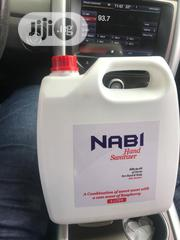 4L NABI Alcohol Based Hand Sanitizers   Skin Care for sale in Lagos State, Lekki Phase 1