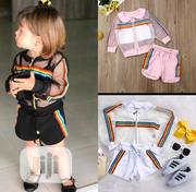 Rainbow 3pcs For Girls | Children's Clothing for sale in Lagos State, Lekki Phase 1