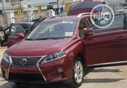 Lexus RX 2011 Red   Cars for sale in Lagos State, Ojodu