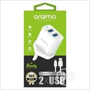 Oraimo Charger Kit 2XUSB | Accessories for Mobile Phones & Tablets for sale in Lagos State, Amuwo-Odofin