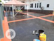 Stamp Concrete Flooring | Building & Trades Services for sale in Edo State, Esan North East