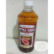 Organic Apple Cider Vinegar With Mother 16FL.OZ. ( 473ML) | Meals & Drinks for sale in Lagos State, Ojo