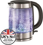 Russell Hobbs Illuminating Glass Kettle | Kitchen Appliances for sale in Lagos State, Ojo