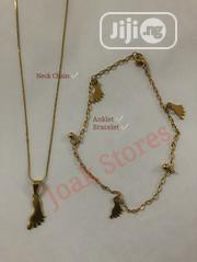 Bracelet/Anklet and Neck Chain   Jewelry for sale in Lagos State, Ikorodu