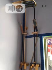 Gold Shower With Mixer | Plumbing & Water Supply for sale in Lagos State, Orile