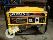 Original Constant Elepaq SV6800 Manual 3.5kva Copper Wire | Electrical Equipment for sale in Lagos State, Ojo