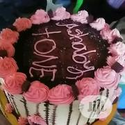 Double Baking Cake | Meals & Drinks for sale in Lagos State, Ifako-Ijaiye