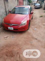 Honda Accord 2006 2.4 Executive Red | Cars for sale in Abuja (FCT) State, Asokoro