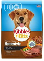 Kibblesnbits Dog Food Puppy Adult Dogs Cruchy Dry Food Top Quality | Pet's Accessories for sale in Lagos State, Surulere