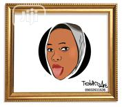 Cartoon Sketched Portrait   Arts & Crafts for sale in Lagos State, Agege