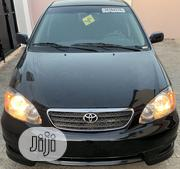 Toyota Corolla 2008 1.8 Black | Cars for sale in Lagos State, Lekki Phase 1