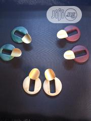 Quality Coated Gold And. Plastic Earring | Jewelry for sale in Abuja (FCT) State, Wuse