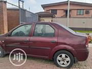 Renault Logan 1.4 MPi 2007 Red | Cars for sale in Lagos State, Ikeja