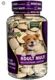 Multivitamin Supplement For Puppy And Adult Dogs 100+ Tablets | Pet's Accessories for sale in Lagos State, Ipaja