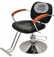 Rounded Base Barber Chair | Salon Equipment for sale in Lagos State, Lagos Island