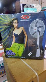OX 18 Inches RECHARGEABLE | Home Appliances for sale in Lagos State, Ifako-Ijaiye