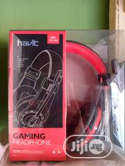 Bluetooth Gaming Wire Headphone Havic Hv-h2116d | Headphones for sale in Lagos State, Ajah