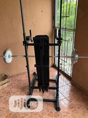 Power Rack With Bench | Sports Equipment for sale in Imo State, Ngor-Okpala