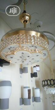 Executive Bluetooth Fan Chandelier   Home Accessories for sale in Lagos State, Ojo