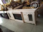 1.6meter Fire Place/Tv Stand | Furniture for sale in Lagos State, Ojo