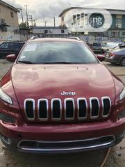 Jeep Cherokee 2014 Red   Cars for sale in Lagos State, Ojota