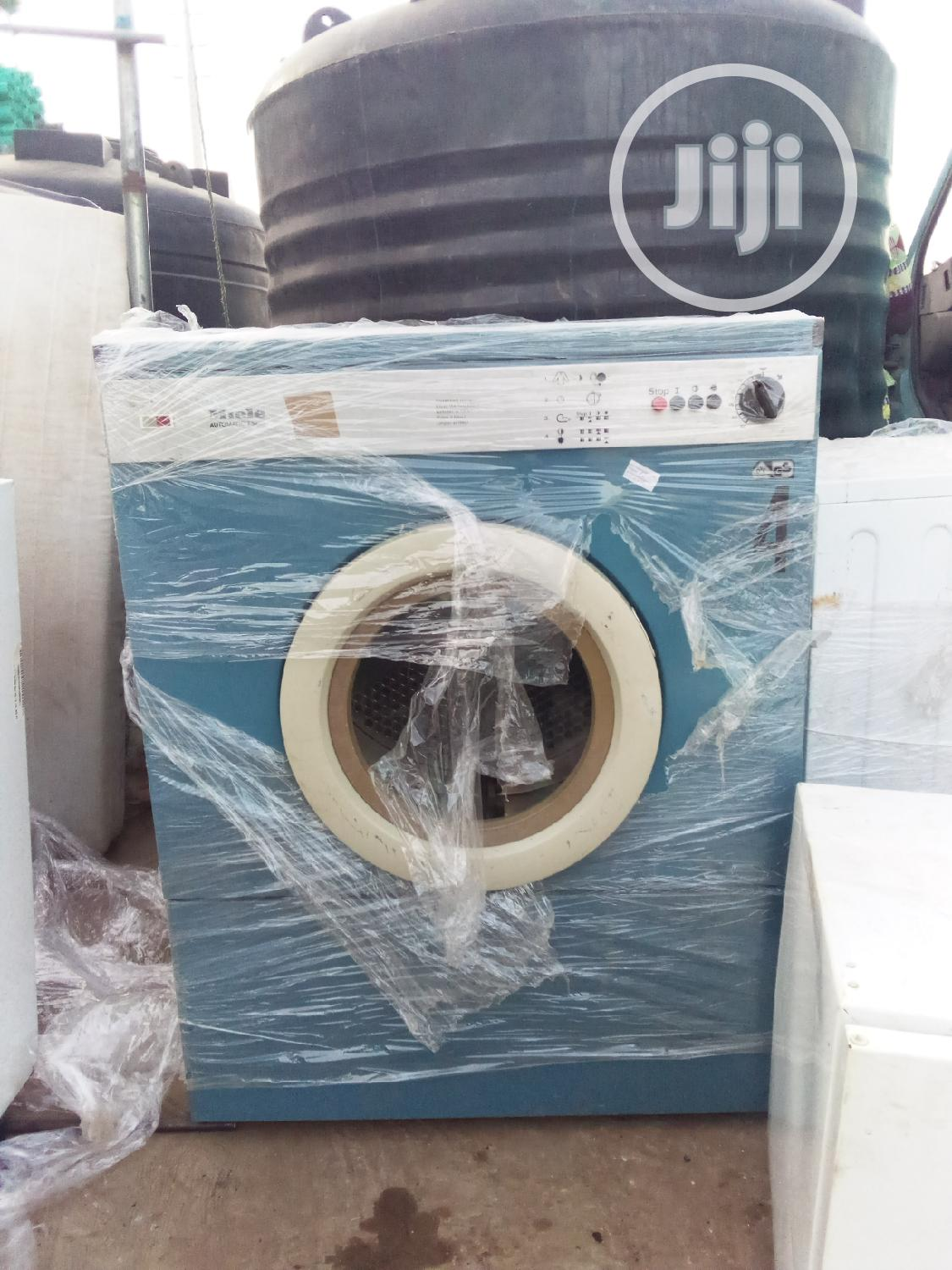 Archive: 9 Kg Laundry Extractor (Dryer) Machine
