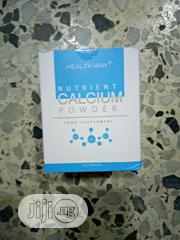 Nutient Calcium Powder Rich In Amino Acid For Stronger Bones | Vitamins & Supplements for sale in Lagos State, Ikoyi
