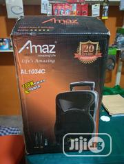 Speaker Rechargeable Portable Public Address System   Audio & Music Equipment for sale in Lagos State, Ajah