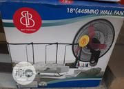 """BB Best Wall Fan 18""""   Home Appliances for sale in Lagos State, Lagos Island"""