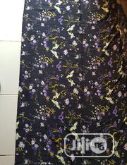 Flowery Crepe Material | Clothing for sale in Lagos State, Oshodi-Isolo
