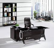 Glass Office Table | Furniture for sale in Lagos State, Ojo