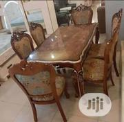 6-Seater Royal Dining Table | Furniture for sale in Lagos State, Ibeju
