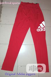 Original Adidas Joggers   Clothing for sale in Lagos State, Surulere
