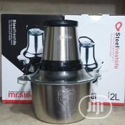 2 Liters Mr Steel Yam Pounder | Kitchen Appliances for sale in Lagos State, Lagos Island