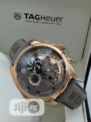 Tag Heuer Leather Strap | Watches for sale in Lagos State, Lagos Island