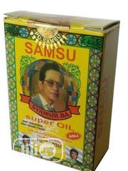 Samsu Natural Delay And Premature Ejaculation Oil For Men | Sexual Wellness for sale in Lagos State, Ikotun/Igando