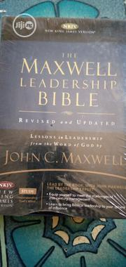 The Maxwell Leadership Bible | Books & Games for sale in Lagos State, Mushin