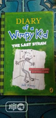 Diary Of A Wimpy Kid (The Last Straw) | Books & Games for sale in Lagos State, Mushin