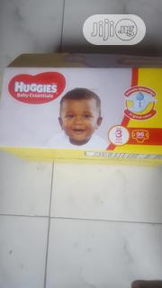 Huggies New Diaper, 2 In 1. 96pcs In Total | Baby & Child Care for sale in Lagos State, Alimosho