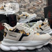 Original Gianni Versace Chain Reaction Sneakers Available   Shoes for sale in Lagos State, Surulere
