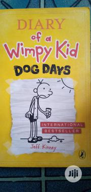 Diary Of A Wimpy Kid ,(Dog Days)   Books & Games for sale in Lagos State, Mushin