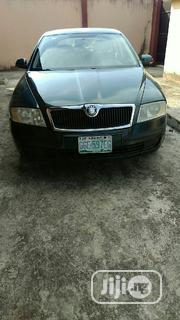 Skoda Octavia 2008 1.6 Automatic Green | Cars for sale in Lagos State, Ikoyi