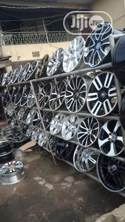 Alloy Wheels/ Rims All Sizes | Vehicle Parts & Accessories for sale in Lagos State, Mushin