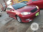 Toyota Corolla 2004 1.8 TS Red | Cars for sale in Lagos State, Yaba